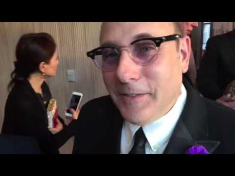Willie Garson On Sex And The City, Hawaii 5-0 Night Of 100 Stars #Oscars #NightOf100