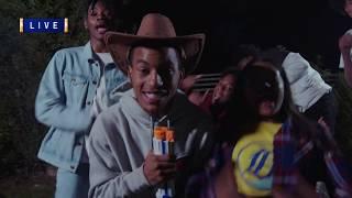 Смотреть клип Brooklyn Queen X Hakeem - Cowboy Slide