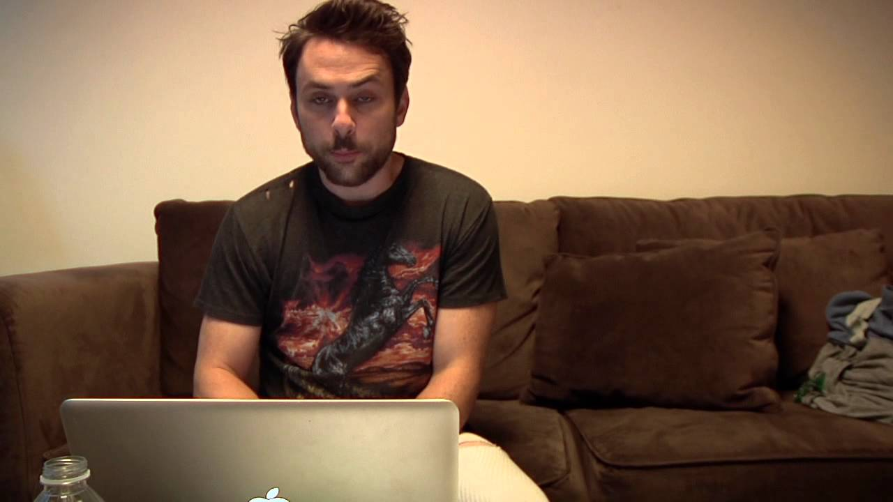 charlie day it's always sunny