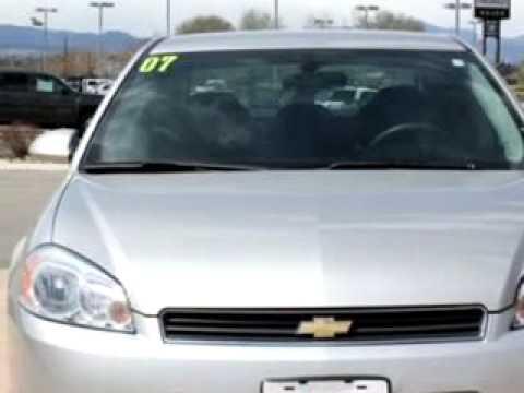 Sold 2007 Chevrolet Impala Lt Hajek Chevrolet Longmont
