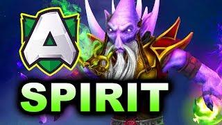 ALLIANCE vs SPIRIT - SEMI-FINAL - MEGAFON Champions League DOTA 2