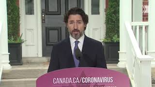 Trudeau promises to speed $2B in funding for strapped cities | COVID-19