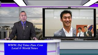10/14/21. Tou Xiong Khiav Ua US-State Senator/Thanathorn Juangroouangkit Rooj Plaub/Suav /Nplog Teb.
