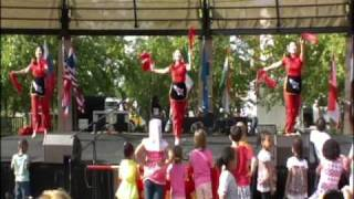 Ha Family Entertainment, Red Ribbon Dance (International Festival)