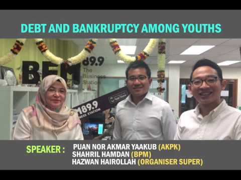 DEBT AND BANKRUPTCY AMONG YOUTHS