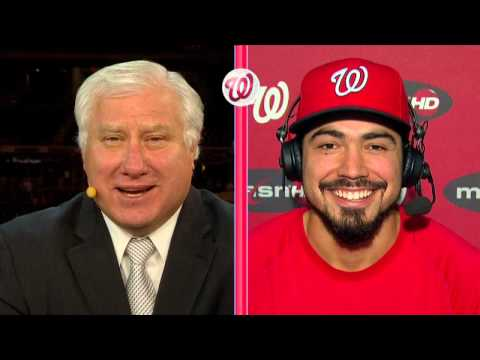 Anthony Rendon revels in his big game against Philadelphia