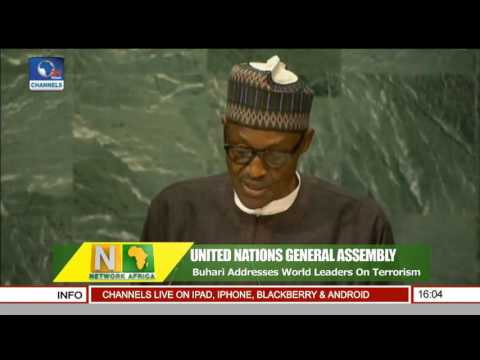Network Africa: President Buhari Seeks UN Security Council Reforms