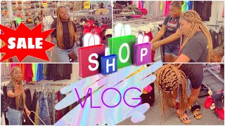 VLOG! Shopping on a Budget! @CITITRENDS
