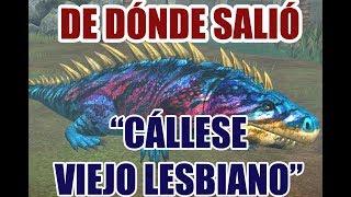 ORIGEN DE CALLESE VIEJO LESBIANO, LOS DINOMEMES - EL EMME