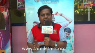 Saminathan At Mapla Singam Movie Team Interview