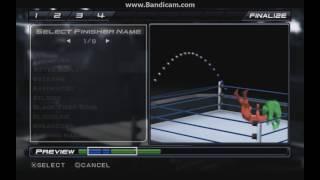 Wie Erstellen AJ Styles Phenomenal Unterarm In SVR 11?