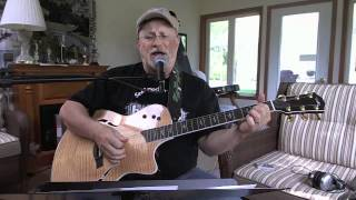 805 - Rock and Roll Music - The Beatles - acoustic cover by George Possley
