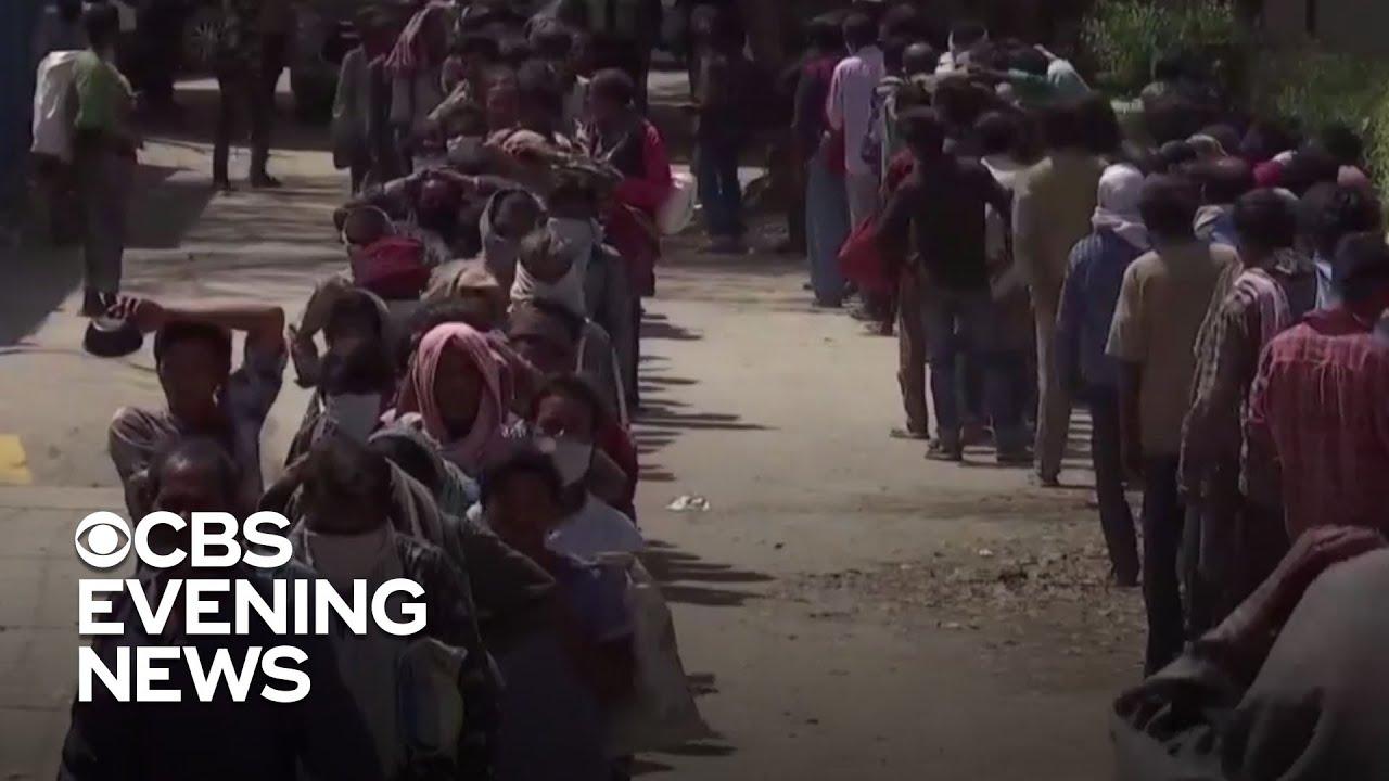 United Nations warns of severe food shortage due to coronavirus pandemic