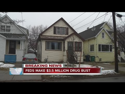 Feds make $3.5 million drug bust