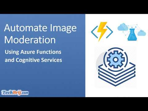 Azure Functions + Cognitive Services: Automate Image