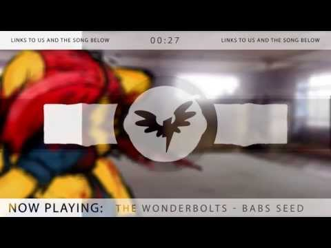 The Wonderbolts! -