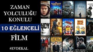 ZAMAN YOLCULUĞU TEMALI 10 SAĞLAM FİLM- Bu Filmleri Mutlaka Seyretmelisiniz