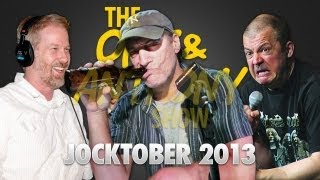 Opie & Anthony: Jocktober - Cindy and Jimmy In The Morning (10/02/13)