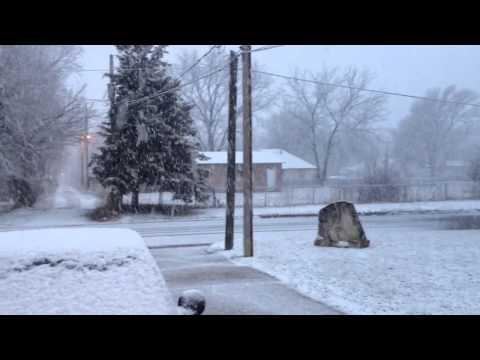 Snow - Augusta, KS