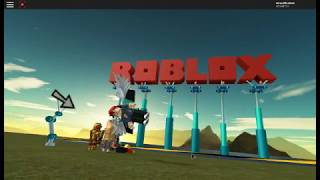 Roblox Anthem in Roblox, but graphics are bad and laggy
