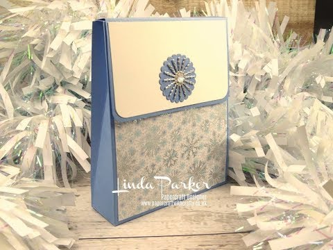 Sachet Style Gift Box With Magnetic Closure - Using Products By Chloe Endean