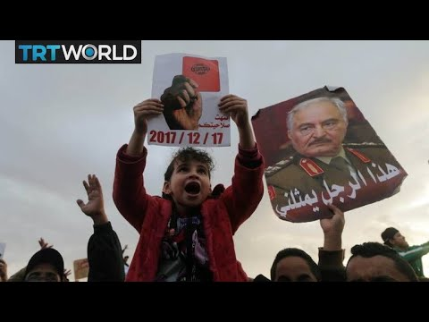 Who will replace General Khalifa Haftar in Libya?