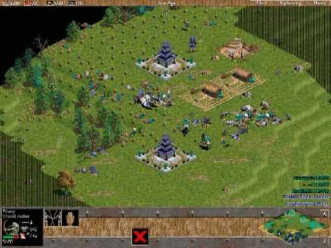 Trận đế chế aoe để đời của Longthieugia với Trung Quốc