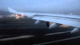 Despegue A340-300 Tenerife Norte - Madrid Iberia 953