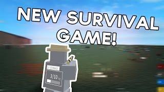 NEW ROBLOX SURVIVAL GAME! | Project Neptune Demo (Pre-Alpha)