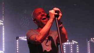 """Daughtry """"Just Found Heaven"""" Live @ RWJ Barnabas Arena"""