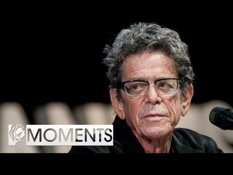Cannes Moments: Lou Reed on the Genius of Andy Warhol