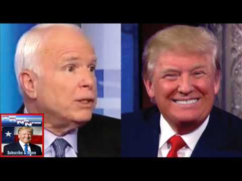 MCCAIN IS OVER! What Just Leaked About John McCain And Russia Ha