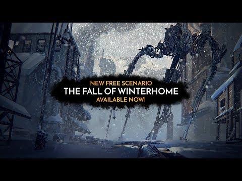 "Frostpunk | Story Trailer - ""The Fall of Winterhome"" (Free DLC)"