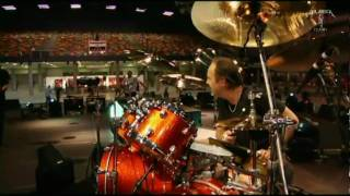 Репетиция Metallica 2010