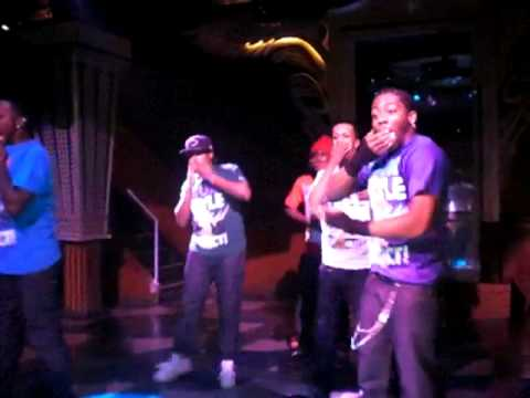 Destined 2 be crew Chicago Greenhouse performance