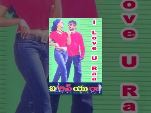 I Love you Raa Full Length Telugu Movie || Raju Sundaram, Simran
