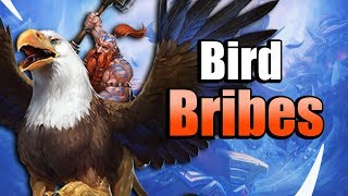 W is Life - Falstad Bribe Stacks Stack Zaps! Heroes of the Storm w Kiyeberries