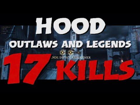 HOOD OUTLAWS AND LEGENDS 17 KILLS GAMEPLAY! My Killrekord! |