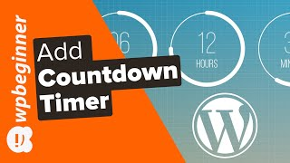 How to Add a Countdown Timer Widget in WordPress (3 Methods)