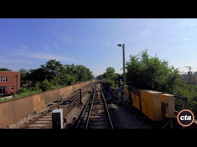 CTA's Ride the Rails: Orange Line Real-time (2019) v1.1