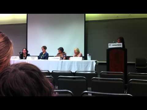 GeekGirlCon GirlHeroes Panel 2011