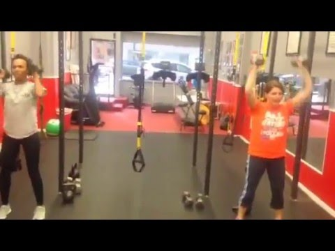 EVO Small Group Personal training 2-4 clients
