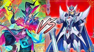 Shadow Paladin (Luard) Vs. Royal Paladin (Blasters)! Cardfight!! Vanguard G
