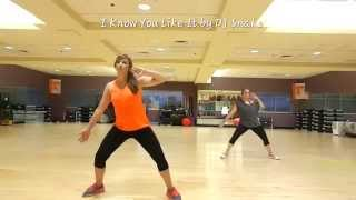 """U Know U Like It"" by DJ Snake--Zumba (Core)"