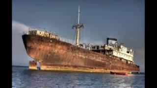 Barco que apareceu 90 anos depois do triângulo das bermudas!!
