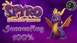 Spyro the Dragon | Part #03 - Sonnenflug (100%) | SPYRO REIGNITED TRIOLOGY [PS4 GER/DEU]