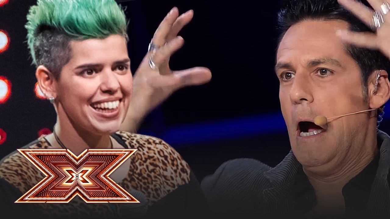 Denis Alexandra Ianc cântă piesa I Like It (Cardi B, Bad Bunny & J Balvin), la X Factor