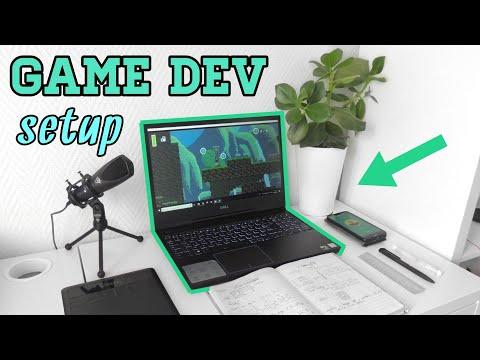 Tools I Use For Indie Game Dev In 2020 | Indie Game Dev Setup
