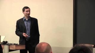 Bernard Slede: HP Startup Central presentation