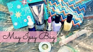 May Ipsy Bag and Exciting Announcement!!!